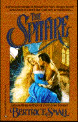Spitfire - Bertrice Small - Paperback - 1st ed