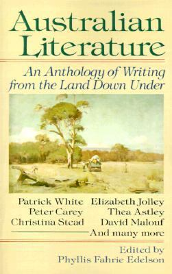 Australian Literature An Anthology of Writing from the Land Down Under
