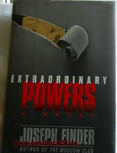 Extraordinary Powers -1st Edition/1st Printing