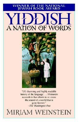 Yiddish A Nation of Words