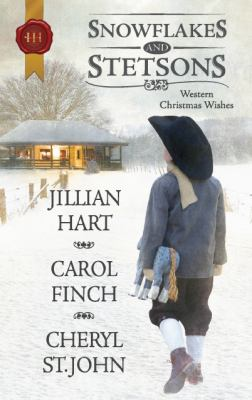 Snowflakes and Stetsons: The Cowboy's Christmas Miracle\Christmas at Cahill Crossing\A Magical Gift at Christmas (Harlequin Historical)