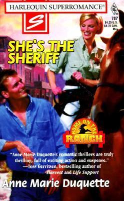 She's the Sheriff: Home on the Ranch