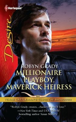 Millionaire Playboy, Maverick Heiress