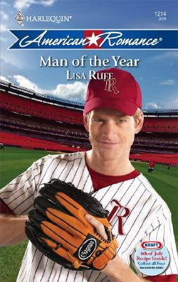 Man of the Year (Harlequin American Romance Series #1214)