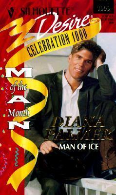 Man of Ice - Diana Palmer - Mass Market Paperback