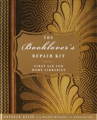 Booklover's Repair Kit First Aid for Home Libraries