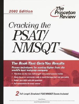 Cracking the Psat/Nmsqt, 2003