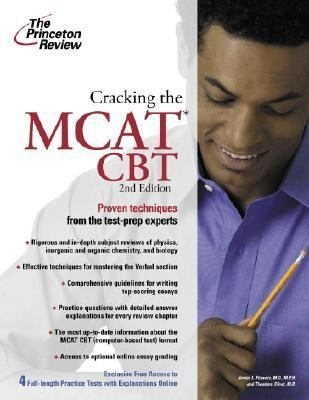 Cracking the MCAT CBT