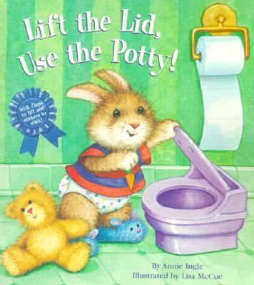 Lift the Lid, Use the Potty!