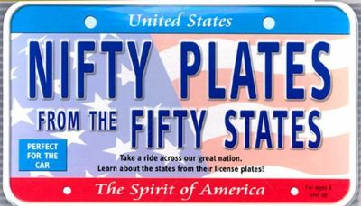 Nifty Plates from the Fifty States