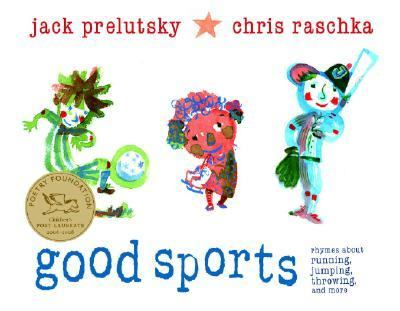 Good Sports Rhymes About Running, Jumping, Throwing, And More