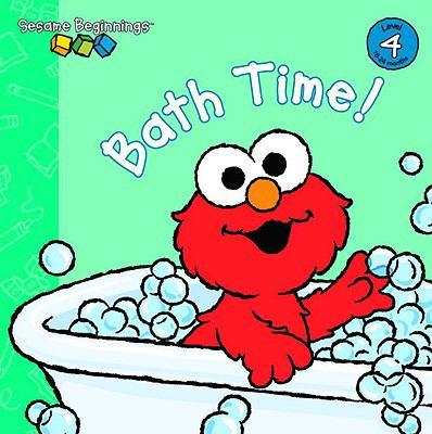 Bath Time! (Sesame Beginings Series)