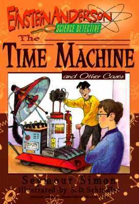 Time Machine and Other Cases - Seymour Simon - Paperback