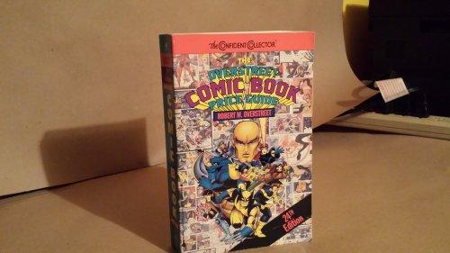The Overstreet Comic Book Price Guide: Catalogue & Evaluation Guide-Illustrated (The Confident Collector)