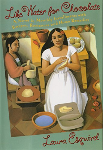 Like Water for Chocolate A Novel in Monthly Installments, With Recipes, Romances, and Home Remedies