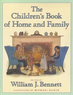 Children's Book of Home and Family