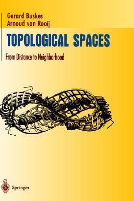 Topological Spaces From Distance to Neighborhood