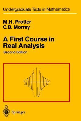 First Course in Real Analysis