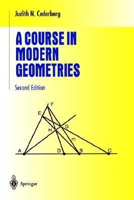 Course in Modern Geometries