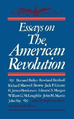 essay questions on the american revolution