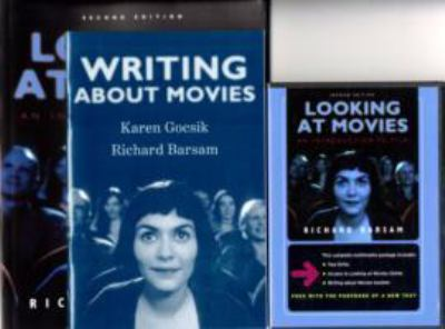 Looking at Movies: An Introduction to Film: Multimedia Package with Writing about Movies Booklet, Two DVDs and Access to Looking at Movies Online
