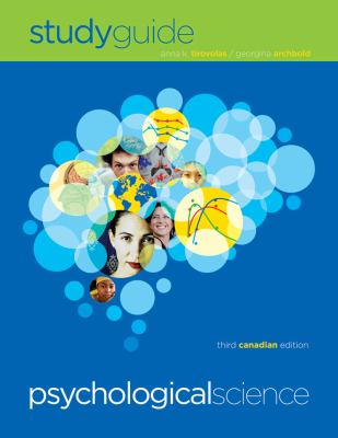 Study Guide : For Psychological Science, Third Canadian Edition