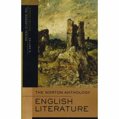 Norton Anthology of English Literature Romantic