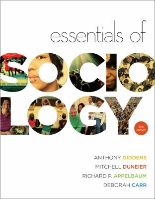 Essentials of Sociology 3RD EDITION