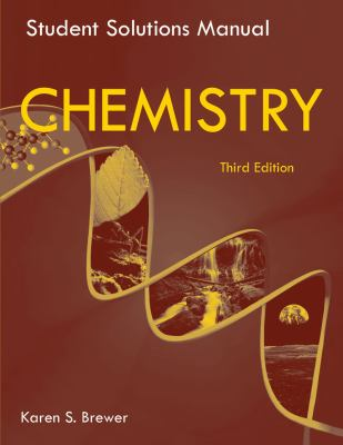 Student Solutions Manual: for Chemistry: The Science in Context, Third Edition