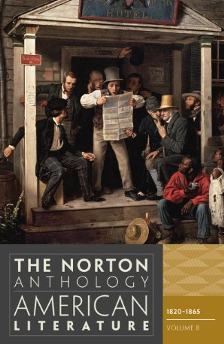 the norton anthology of american literature eighth edition