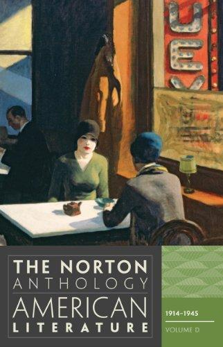 The Norton Anthology of American Literature (Eighth Edition)  (Vol. D)