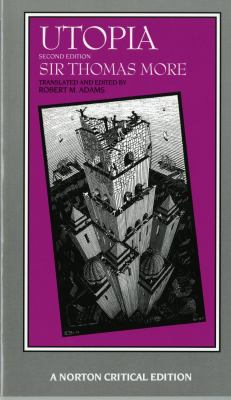 Utopia A Revised Translation Backgrounds Criticism