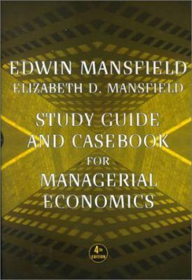 Managerial Economics-std.gde.+csbk.
