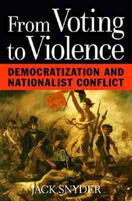 From Voting to Violence Democratization and Nationalist Conflict