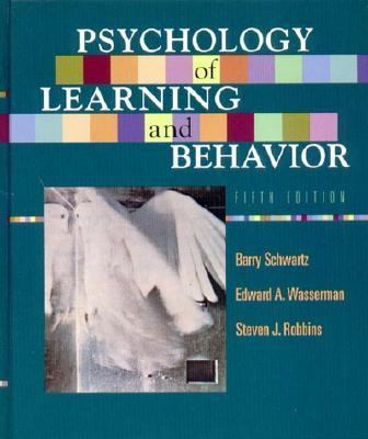 Psychology of Learning and Behavior (Fifth Edition)
