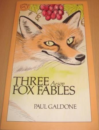Three Aesop Fox Fables