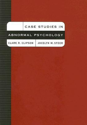teaching abnormal psychology case studies Msc clinical and abnormal psychology offers a comprehensive research reports, and case study the range of teaching and assessment methods used will.