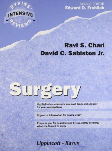 Surgery (Rypins' Intensive Reviews)