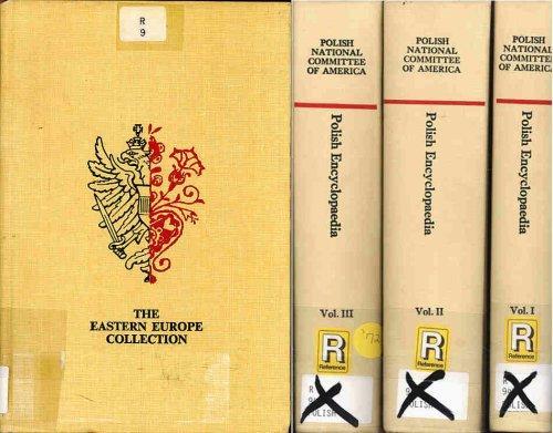 Polish Encyclopaedia (3 Volumes) (The Eatern Europe Collection)