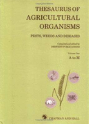 Thesaurus Agricultural Organisms