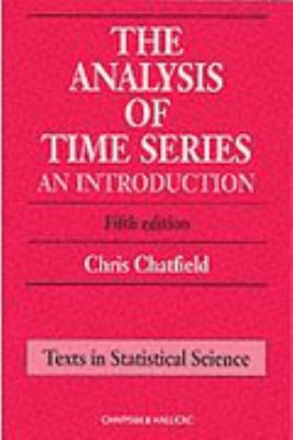 the analysis of time series chatfield pdf
