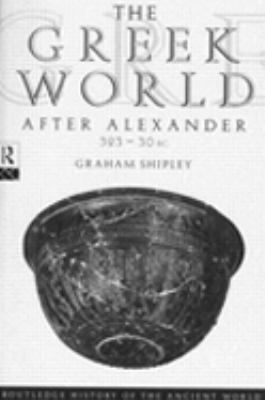Greek World After Alexander, 323-30 B.C.