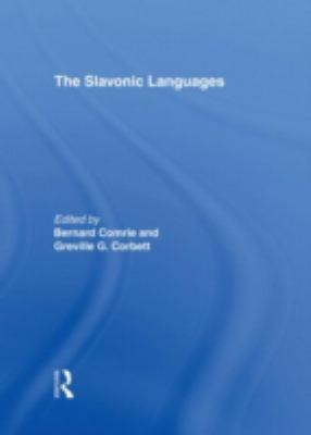 Slavonic Languages