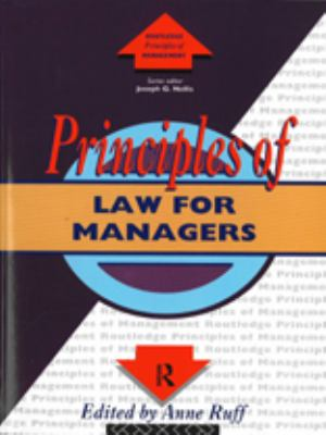 Principles of Law for Managers