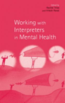 Working With Interpreters in Mental Health