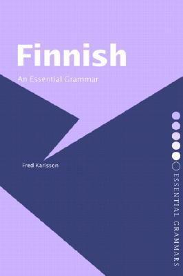 Finnish An Essential Grammar