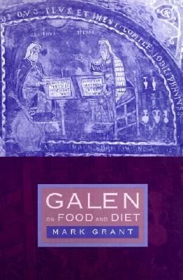 Galen on Food and Diet