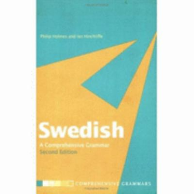 Swedish A Comprehensive Grammar