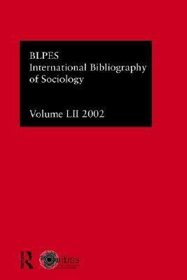 International Bibliography of Sociology/Bibliographie Internationale De Sociologie