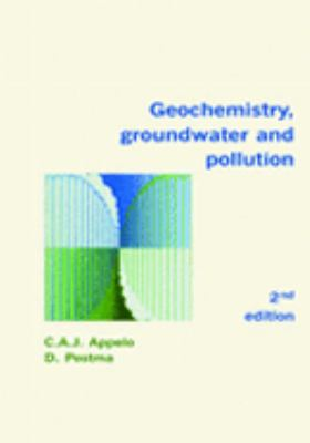 Geochemistry, Groundwater And Pollution